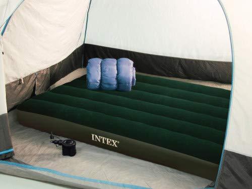 Intex 66967 - Colchón hinchable Prestige con hinchador 99 x 191 x 22 cm