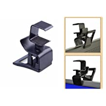 Ajustable Camera Clip Wall Mount Stand Holder Clamp For Playstation 4 PS4