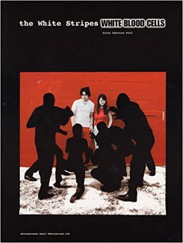Book White Blood Cells: (Guitar Tab) by White Stripes (2002-07-26)