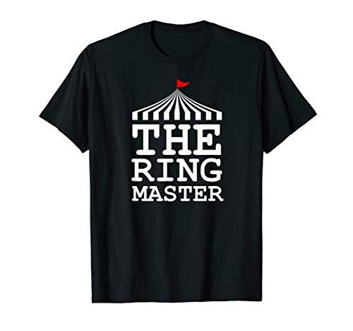 The Ringmaster - Costume Circus Carnival Children's Birthday T-Shirt ()