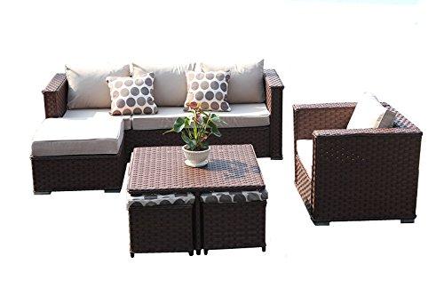 Yakoe 50134 Monaco 9 Sitzer Garten Mobel Terrasse Wintergarten