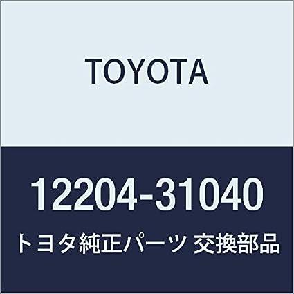 Toyota 12204-31040, PCV Valve