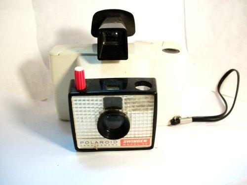 Polaroid Swinger Model 20 Camera