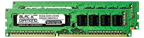 4GB 2X2GB RAM Memory for Intel S Series S5520SC DDR3 for sale  Delivered anywhere in USA