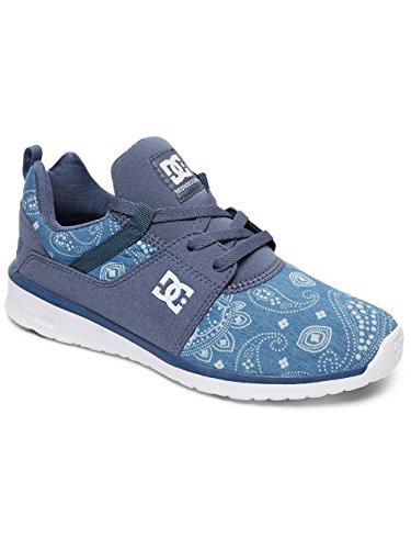 Donna Dc Heathrow Shoes Bluscuro Basse Se I00x6rU