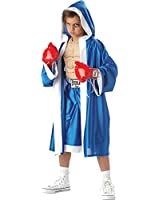 California Costume Everlast Boxer Boy Costume with Gloves!