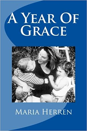 Book A Year Of Grace by Maria Herren (2013-10-29)