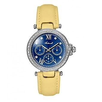 Armbanduhr Damen antoneli Leder blau 34 mm al0519 – 19