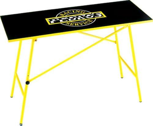 Nicht zutreffend schwarz//gelb Pedros Portable Work Bench Werkbank