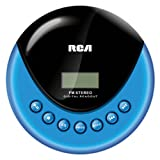 RCA RP3013 Personal CD Player with FM Radio(Discontinued by Manufacturer)