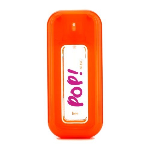 French Connection UK Fcuk Pop! Music Her Eau De Toilette Spray 100ml/3.4oz