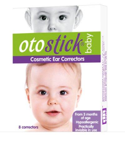 Otostick® Bébé correcteurs esthétiques pour oreilles décollées ... cf3b2b17015