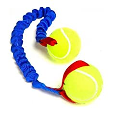 Genuine Dog Gear Bungee Ball Large