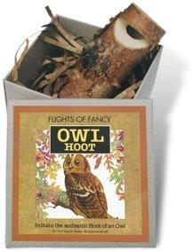 Tawny Owl Call by Flights of Fancy