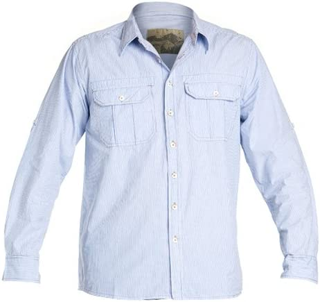 Gramicci Hombres Camisa De Pinto, Hombre, Keel: Amazon.es ...