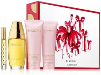 Estee Lauder 4 Pc Beautiful Romantic Destination Set