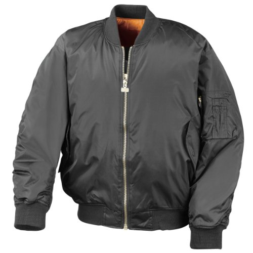 Jacket Doublure Flying Noir Résultat Orange g5qwRxF