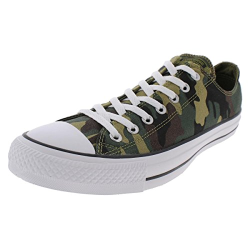 Converse Mænds Én Stjerne Ruskind Ox Sneakers Camo yq8fR0QB