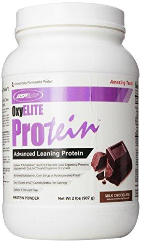 USP Labs Oxyelite Supplément de protéines de l'alimentation, chocolat saveur, 2 Lbs, 2 Pound