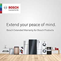 BOSCH Original 2 Years Extended Warranty for Washing Machines/Dryers Worth Rs. 20001 to Rs. 35000