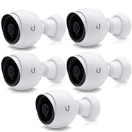 Amazon com : Ubiquiti Networks 5 Pack UniFi UVC-G3-PRO 1080p Indoor