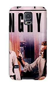 Premium Angry Men () Back Cover Snap On Case For Galaxy S5