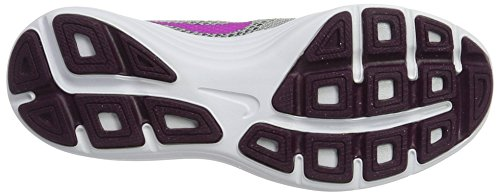 Nike Damen Revolution 3 Laufschuhe Grau (Wolf Grey/fire Pink-dark Grey)