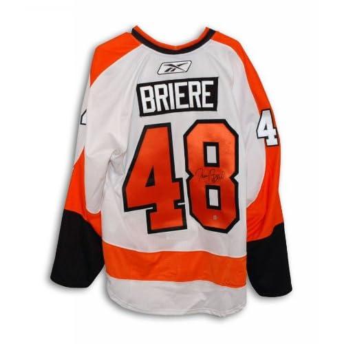 70%OFF Danny Briere Philadelphia Flyers Autographed White