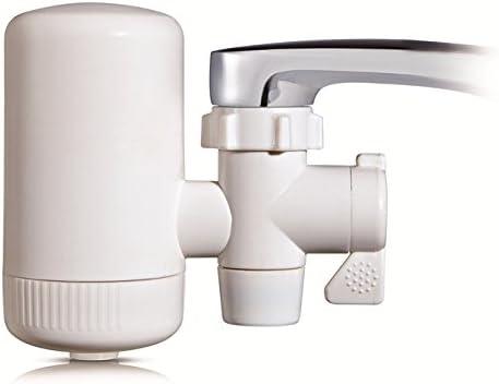 Filtro purificador de agua para grifo. Filtro cerámico - filtrado ...