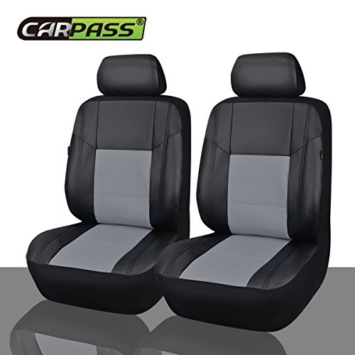 NEW ARRIVAL CAR PASS Skyline PU LEATHER SEAT COVERS