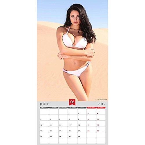 Sni Swimwear Wall Calendar