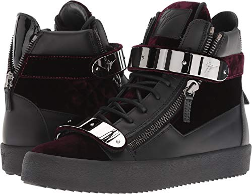 Giuseppe Zanotti Men's May London Double Bar Suit Sneaker for sale  Delivered anywhere in USA