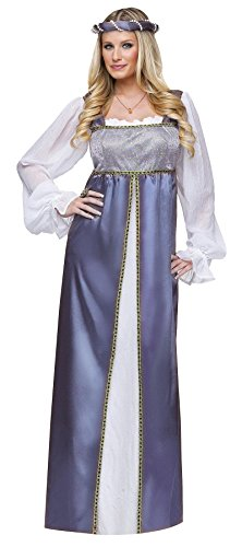 Lady Capulet Costumes (Lady Capulet Plus Size Adult Costume - X-Large)