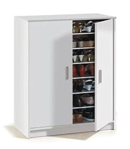 sydney large shoe cupboard shoe rack storage cupboard shoe rh amazon co uk