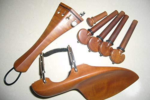 FidgetKute 5sets of Great Viola Fittings, jujube Wood #6425,Musical Instrument Part Show One Size by FidgetKute (Image #1)