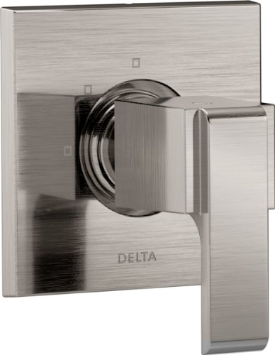 Delta Faucet Delta T11867-SS Ara 3-Setting Diverter, Stainless