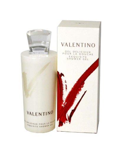 Perfume Valentino Body (Valentino V by Valentino For Women. Shower Gel 6.7-Ounces)