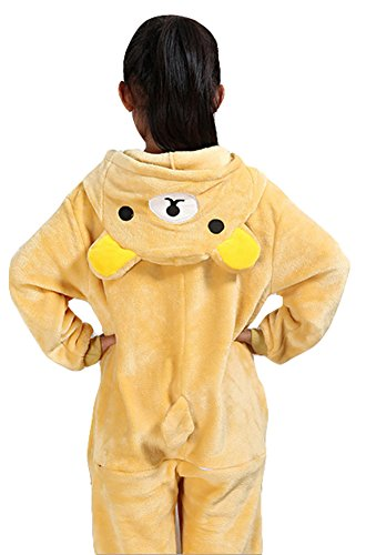 King Ma Children Unisex Pajamas Animal Homewear Kids Halloween Costume Cosplay - Ma Costumes