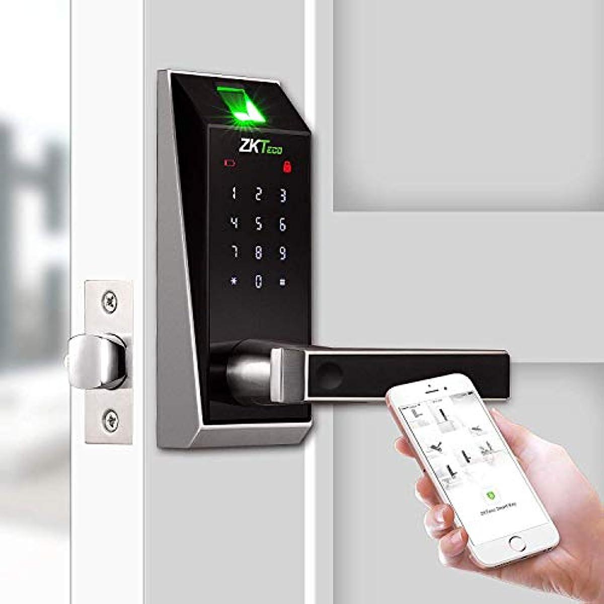 bluetooth t rschloss biometrischer elektronisches. Black Bedroom Furniture Sets. Home Design Ideas