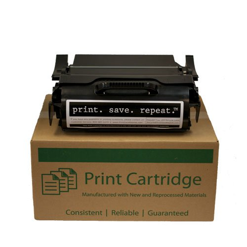 Print. Save. Repeat. T650 T652 T654 Toner T650H84G – High Yield 25K Label Applications Toner Cartridge for Use in Lexmark T650 / T652 / T654 Printers – replaces T650H84G, Office Central