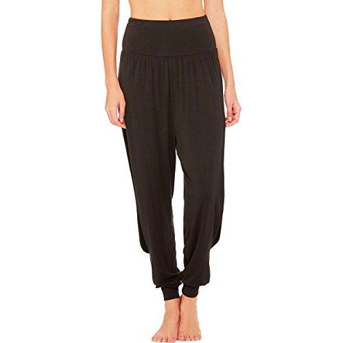 ALO Women's Intention Pants Black Pants -  W5527R-001