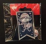 Baseball 2018 Braves Post Season PIN NLDS NLCS World Series MLB National League Banner PIN
