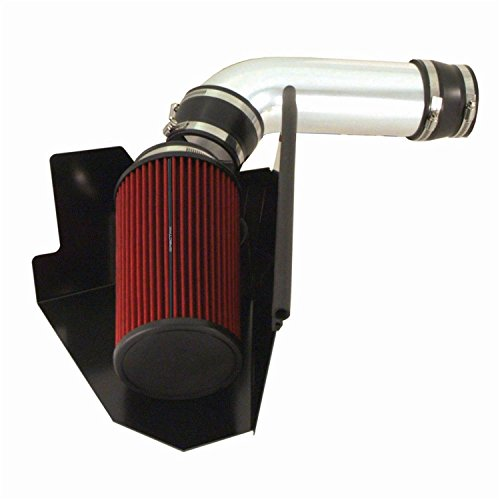 Spectre Performance 9903 Air Intake Kit with Red hpR Filter for GM Truck ()