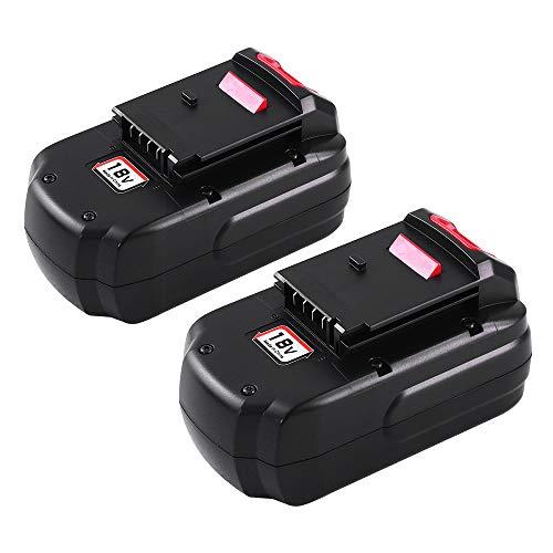 Topbatt PC18B Battery for Porter Cable 18V Tools (Porter Cable 18v Battery Pc18bl Lithium Rechargeable)
