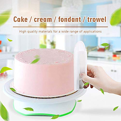 Hot Sale!DEESEE(TM)Cake Smoother Polisher Tools Cutter Decorating Fondant Sugarcraft Icing Mold