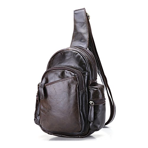 Backpack Messenger Daypack Women Chest Bag Bags Black Sport Crossbody Business Travel Multipurpose Sling Outdoors Men Leisure Gym Shoulder Jxth Eg5w0x