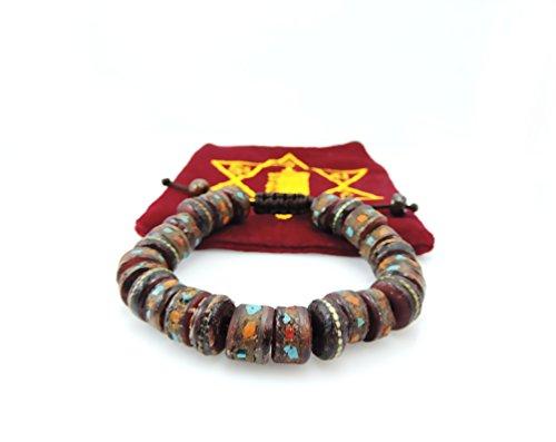 TIBETAN MEDICINE Turquoise Bracelet KayJayStyles
