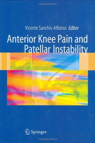 Anterior knee pain and patellar instability Pdf