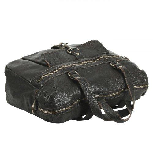 Bugatti Bags Businesstasche Henry, braun, 5 X 30 X 14 cm, 20 liters, 49514302