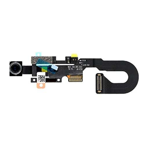 For iPhone 8 Front Camera Replacement Part Flex Cable with Sensor Proximity Light and Microphone (All Carriers) by speedygadget